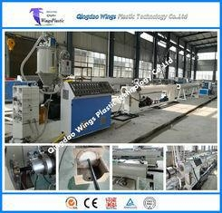 China HDPE PE PP PPR Materials Pipe Extrusion Machine Professional on sale