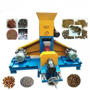 China Fish Feed Pellet Machine / Poultry Feed Making Mill on sale