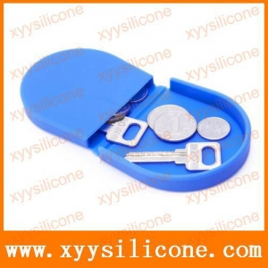 China Promotion Gifts  Products  Newest Promotional silicone wallet on sale