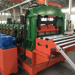 China 1250 mm 1500 mm Width Steel Silo Roll Forming Machine Grain silo roll forming machine on sale