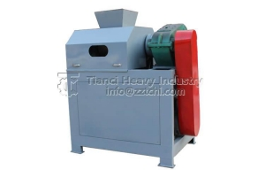 China Double Roller Press Granulator on sale