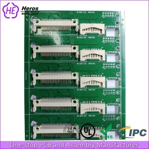 China fast turnkey circuit board assembly for multifunctional card reader on sale