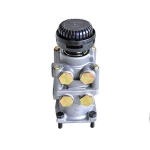 hot sale yutong bus wabco foot brake valve 3514-00026