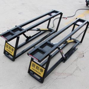 China Portable Single Post Car Lift on sale
