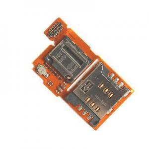 China 100% Genuine Sony Ericsson W350i SIM+microSD card slot reader flex memory holder on sale