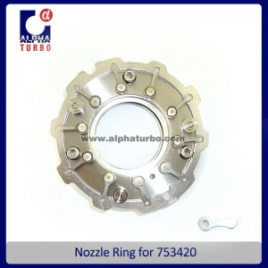 China Turbo VNT Nozzle Ring GT1544V 753420/750030 for BMW Mini cooper D 1.6HDI110HP on sale