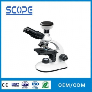 China Biological Microscope with Digital Camera on sale