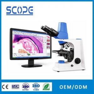 China Digital Compound Biological Microscope on sale