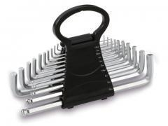 China Hex Key & Star Key & Ball Point- Portable Holder Wrench Set Short- Long- Extra Long Arm on sale