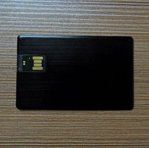China Aluminium USB card, metal usb business card on sale
