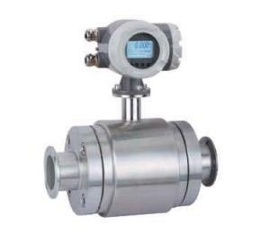 China Electromagnetic flowmeters (KA)tri-clamp type on sale
