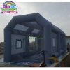 China Cheap prices cabin paint inflatable / inflatable spray booth / inflatable paint booth for car for sale