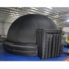 China Portable inflatable planetarium dome tent cinema inflatable projection tent for sale