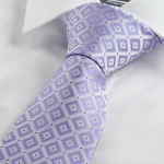 Mens Tie Plaid Necktie Check Ties NT0130
