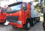 Heavy Duty Truck A7 8 4 DUMP TRUCK