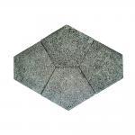 Pentagon Lava Stone Patio Pavers
