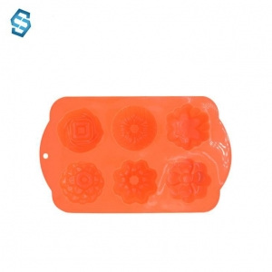 China Silicone Flower Molds on sale