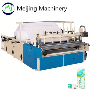China Toilet Paper Roll Making Machine on sale