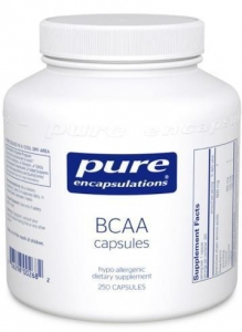 China BCAA Capsules on sale