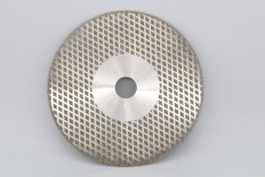 China Electroplated Diamond Cutting Blades & Discs on sale