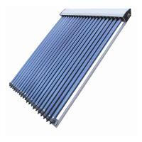 China Rooftop Heat Pipe Solar Evacuated Tube Collector For Water System on sale