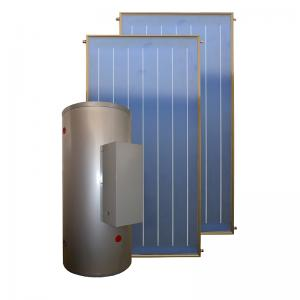 China 150 Liter Thermal Hot Water Storage Tank For Home Solar System on sale