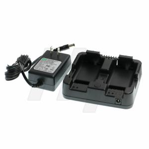 China Black Total Station Charger for Trimble M3 TSC2 Nomad Nikon NIVO 2M/2C DPL-322 on sale