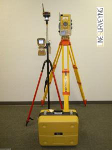 China Topcon IS-03 3Sec Robotic Imaging Total Station Set FC2500 on sale