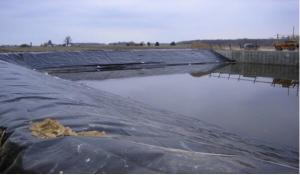 China 1-8 Meter black hdpe geomembrane for methane digestion and recovery with suitable price by sincere factory on sale