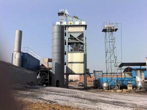 China SAP160 Asphalt Batch Mix Plant on sale