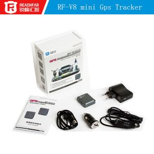 China Anti-theft Real Time GPS Car Tracker RF-V8 Smart Car GPS Tracker System on sale