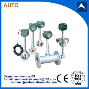 China High temperature Steam Vortex flow meter for large diameter pipe on sale