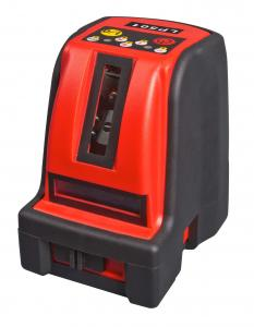China LPT-011 Self Leveling Cross Line Automatic Horizontal 635nm wavelength 7.5 Laser Level instrument on sale