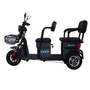 China White color 60V32Ah lead-acid battery 1000W three wheeled electric scooter on sale