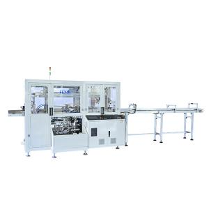 China towel packaging machine toilet paper making machine tissue roll wrapping machine on sale