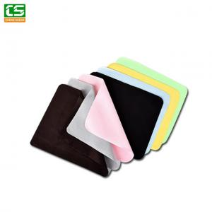 China microfiber cleaning cloth for glasses Microfiber Eyeglasses Cloth for Lens Cleaning dust cleaning cloth on sale