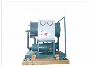 China TYB Coalescing Separation Fuel Oil Purifier on sale