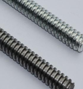 China Acme Carbon Steel Threaded Rod on sale