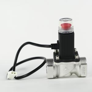 China Electric gas shut off valve for gas detector, gas alarm, gas monitor,home use on sale