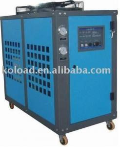 China Plastic Industrial Chiller KLA-IC on sale