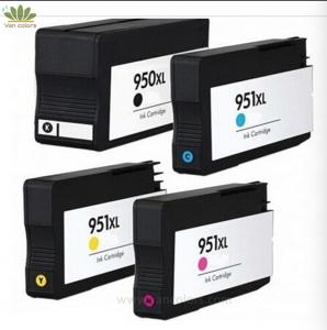 China Ink cartridge compatible 012--- HP950XL 951XL on sale
