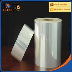 China Transparent Soft Clear PET Film for Packing on sale