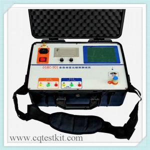 China GDBC-901 Three Phase Transformation Rate Tester on sale