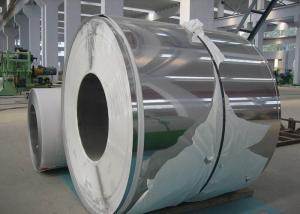 China Construction Stainless Steel Sheet Coil , Custom Dimension SS 304 Coil on sale
