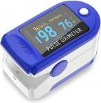 BPL Smart Oxy Finger Tip Pulse Oximete Medical Technologies,Finger Pulse Oximeter with OLED Display