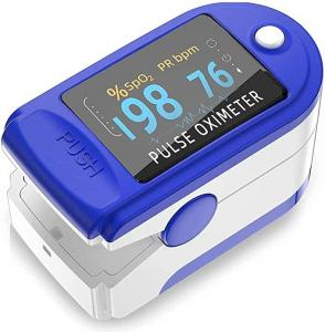 China BPL Smart Oxy Finger Tip Pulse Oximete Medical Technologies,Finger Pulse Oximeter with OLED Display on sale