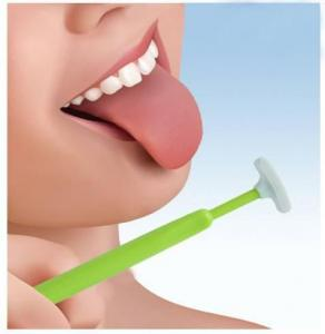 China Tongue Brush/Eco-Friendly Material/Health product/free sample on sale