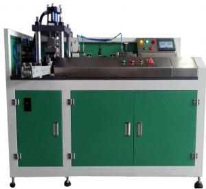 China card die cutter/card punching/Speedy Plastic Card Puncher YLP-5 for pvc card production by YL Electrical Equipment on sale