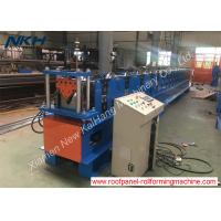 China Durable Metal Roof Ridge Cap Roll Forming Machine / Bottle Cap Making Machine on sale