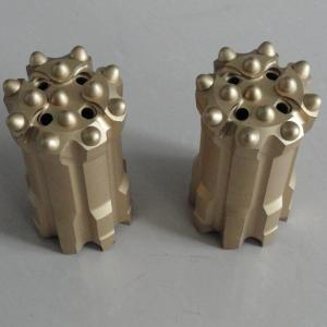 China Tungsten Carbide Spherical Retractable Drill Bit R32 For Tunneling on sale